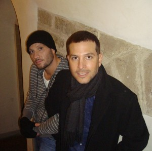 Jeff and Jer - Florence 2