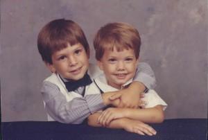 Jeff and Jeremy, 1982