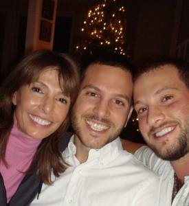 Libby, Jeff and Jeremy