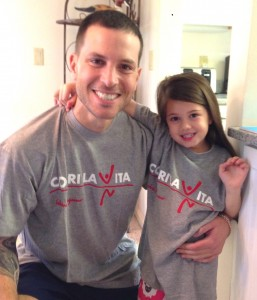 Jeff and niece Iysa